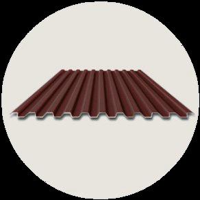 Профнастил С20 стеновой (ширина 1150 мм)
