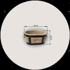 Керамический мангал