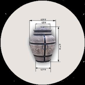 Керамическая печь «Тандыр» Колос для лепешек электрическая